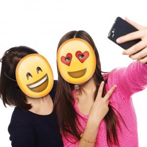 Emoji-maskers - verzameling