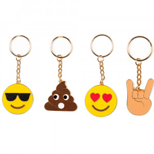 Emoji-Schüsselanhänger