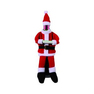 "Flessenhoes ""Kerstman"""