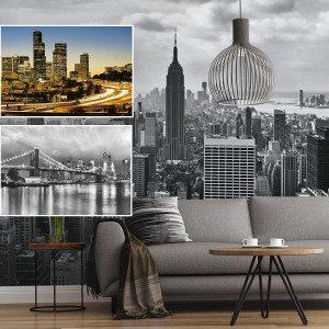 """Fotobehang """"New York"""" - voor een modern tintje in huis"""