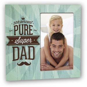 """Fotolijst """"Super dad"""""""