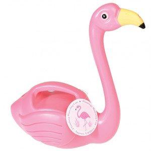 """Gieter """"Flamingo"""" - een vrolijk woonaccessoire"""