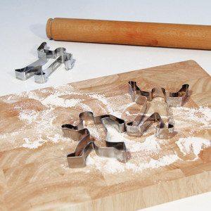 Gingerdead - misdadig leuke koekjesvormen