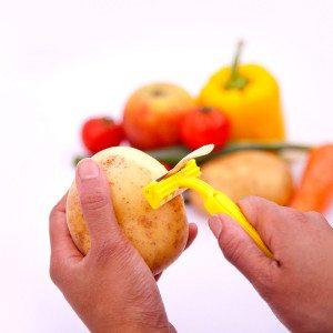 Groente en fruit scheermes
