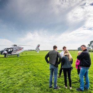 Helikoptervlucht - Antwerpen