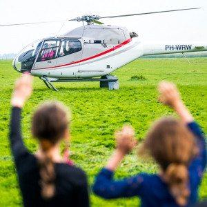 Leuke Helikoptervlucht - Gent