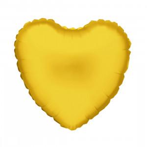 """Heliumballon """"Gouden Hart"""""""