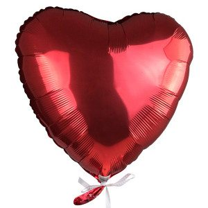 "Heliumballon ""Hart"""