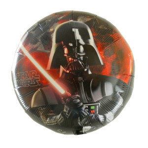 "Heliumballon ""Star Wars: Darth Vader"""