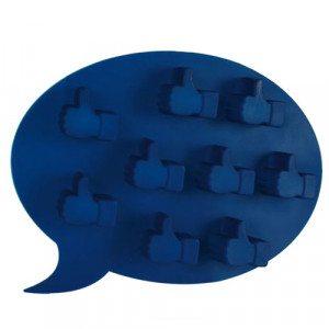 """IJsblokjesvorm """"Like!"""""""