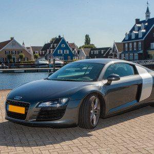In een Audi R8 rijden - Gent