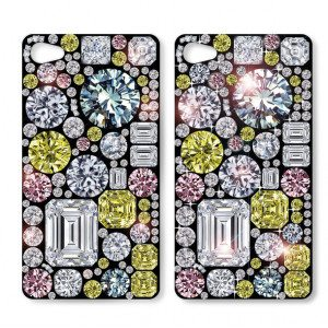 """iPhone case """"Bling"""""""