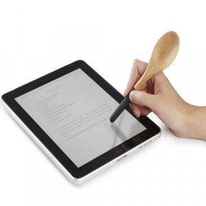 iSpoon - pollepel voor de tablet