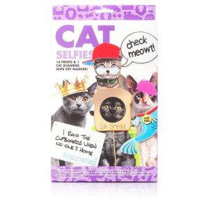 """Katten-stickersset """"Cat Selfies"""""""