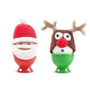 Kerstige eierwarmer