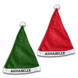 Kerstmuts met naam