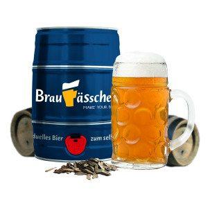 Kit Je brasse ma bière - bière festive