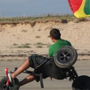 Kitebuggy rijden - Nieuwpoort