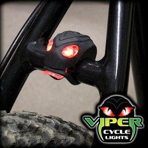 """LED-fietslamp """"Viper"""""""