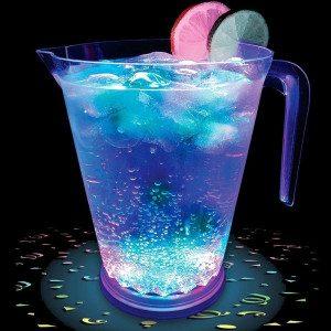 LED pitcher