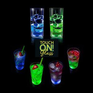 Magisch glas  - een bijzonder kleurffect