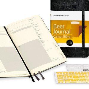 Moleskine bier notitieboek