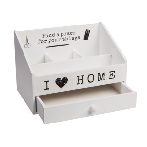 "Opbergbox ""I Love Home"""