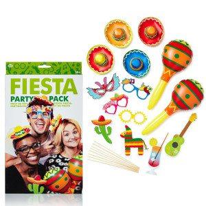 """Photobooth partyset """"Fiesta"""""""