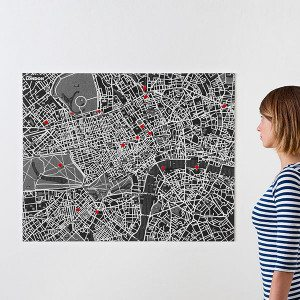 Pin City - de stad aan je muur