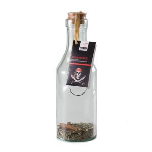 Piratenrum - kruidenmix in fles