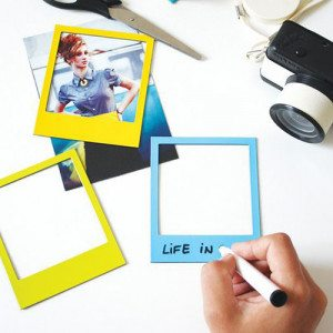 Polaframes - magnetische fotolijstjes