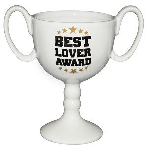 "Prijsbeker ""Best Lover Award"""