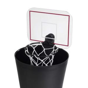 Prullenbak-basket met geluid