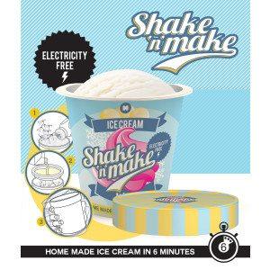 Shake & Make – ijsmachine to go