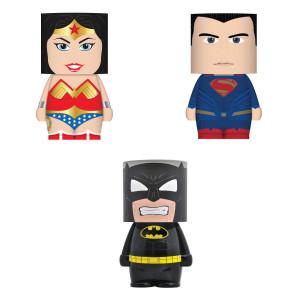 Superheldenlamp- verkrijgbaar in drie verschillende uitvoeringen