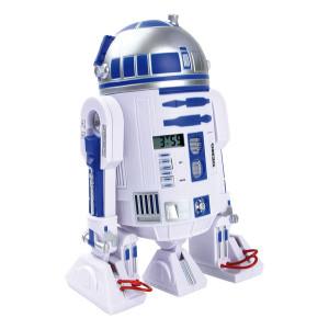 tar Wars: R2D2-wekker
