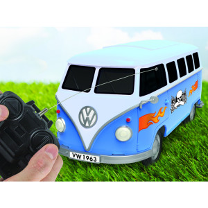 Volkswagen bus met afstandsbediening