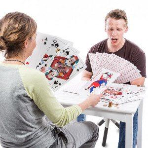 XXL-kaartspel voor echte gokkers