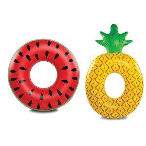 """Zwemband """"Ananas"""" of """"Watermeloen"""""""